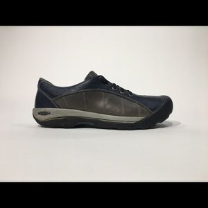 KEEN PRESIDIO SZ 11 CASUAL LEATHER OXFORD SHOES